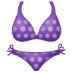 👙 bikini Emoji on Samsung Platform