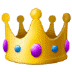 👑 crown Emoji on Samsung Platform
