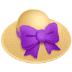 👒 Woman's Hat Emoji on Samsung Platform