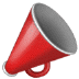 📣 Megafon Emoji pada Platform Samsung