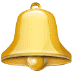 🔔 bell Emoji on Samsung Platform