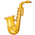 🎷 saxophone Emoji on Samsung Platform