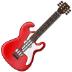 🎸 Guitar Emoji on Samsung Platform
