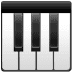 🎹 musical keyboard Emoji on Samsung Platform