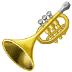 🎺 trumpet Emoji on Samsung Platform