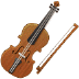 🎻 violin Emoji on Samsung Platform