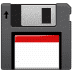 💾 Floppy Disk Emoji on Samsung Platform