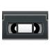 📼 videocassette Emoji on Samsung Platform