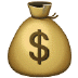 💰 money bag Emoji on Samsung Platform