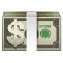 💵 Dollar Banknote Emoji on Samsung Platform