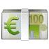 💶 Euro Banknote Emoji on Samsung Platform