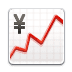 💹 chart increasing with yen Emoji on Samsung Platform