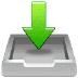 📥 inbox tray Emoji on Samsung Platform