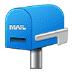 📪 closed mailbox with lowered flag Emoji on Samsung Platform
