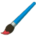 🖌️ paintbrush Emoji on Samsung Platform