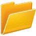 📂 Open File Folder Emoji on Samsung Platform