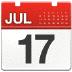 📅 calendar Emoji on Samsung Platform