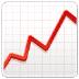 📈 chart increasing Emoji on Samsung Platform