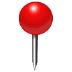 📍 Round Pushpin Emoji on Samsung Platform