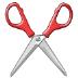 ✂️ scissors Emoji on Samsung Platform