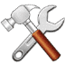 🛠️ hammer and wrench Emoji on Samsung Platform