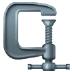 🗜️ clamp Emoji on Samsung Platform