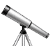 🔭 telescope Emoji on Samsung Platform