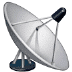 📡 satellite antenna Emoji on Samsung Platform