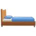 🛏️ bed Emoji on Samsung Platform