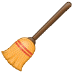 🧹 Broom Emoji on Samsung Platform