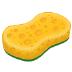 🧽 sponge Emoji on Samsung Platform