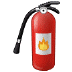🧯 fire extinguisher Emoji on Samsung Platform