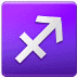 ♐ Sagittarius Emoji on Samsung Platform