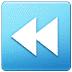⏪ fast reverse button Emoji on Samsung Platform