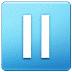⏸️ Pause Button Emoji on Samsung Platform