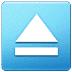 ⏏️ eject button Emoji on Samsung Platform
