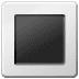 🔳 white square button Emoji on Samsung Platform