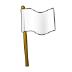 🏳️ white flag Emoji on Samsung Platform