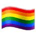 🏳️🌈 Rainbow Flag Emoji on Samsung Platform