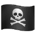 🏴‍☠️ pirate flag Emoji on Samsung Platform