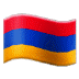🇦🇲 flag: Armenia Emoji on Samsung Platform