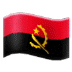 🇦🇴 flag: Angola Emoji on Samsung Platform