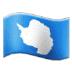 🇦🇶 flag: Antarctica Emoji on Samsung Platform