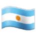 🇦🇷 flag: Argentina Emoji on Samsung Platform