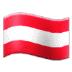 🇦🇹 Austria Flag Emoji on Samsung Platform
