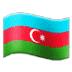 🇦🇿 flag: Azerbaijan Emoji on Samsung Platform