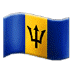 🇧🇧 flag: Barbados Emoji on Samsung Platform
