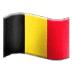 🇧🇪 flag: Belgium Emoji on Samsung Platform