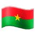 🇧🇫 flag: Burkina Faso Emoji on Samsung Platform