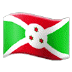 🇧🇮 flag: Burundi Emoji on Samsung Platform